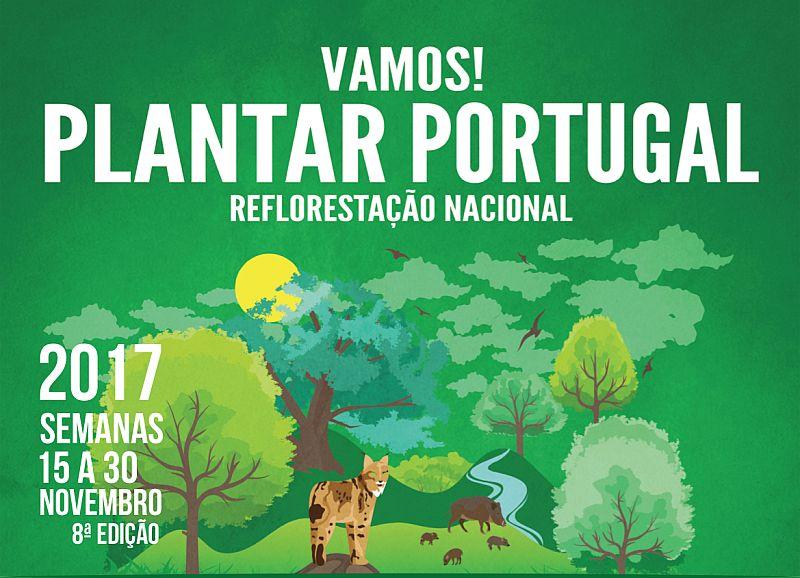 Vamos Plantar Portugal