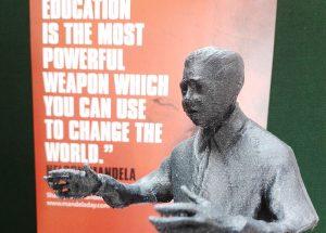 Mandela Day no Lab Aberto