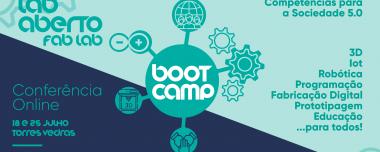 Conferência Online - LabAberto Fab Lab Bootcamp 2020