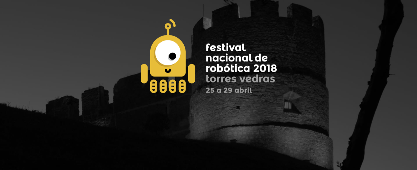 Workshops do Festival Nacional de Robótica