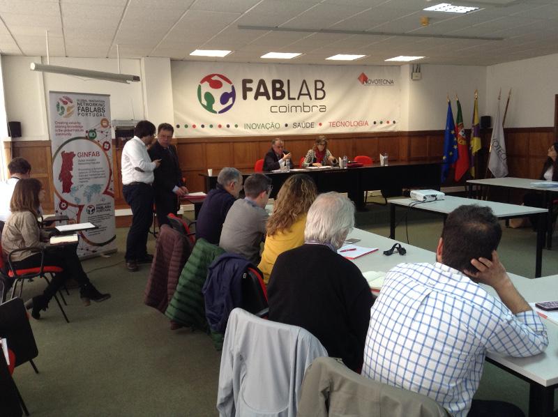 Fab BootCamp Coimbra