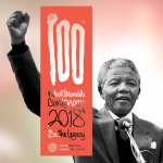 Comemoração dos 100 anos sobre o nascimento de Nelson Mandela